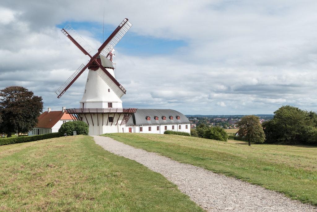 Dybbøl Mølle in Sønderborg (DK)
