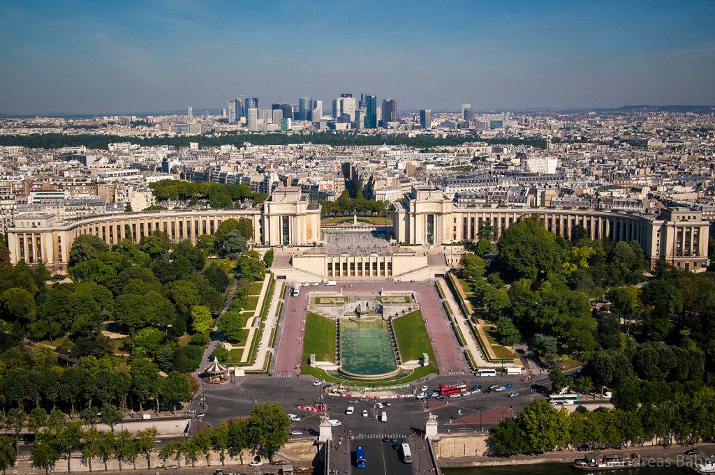 Paris - Trocadéro